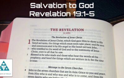 Salvation to God