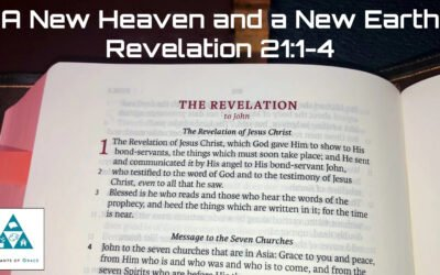 A New Heaven and a New Earth