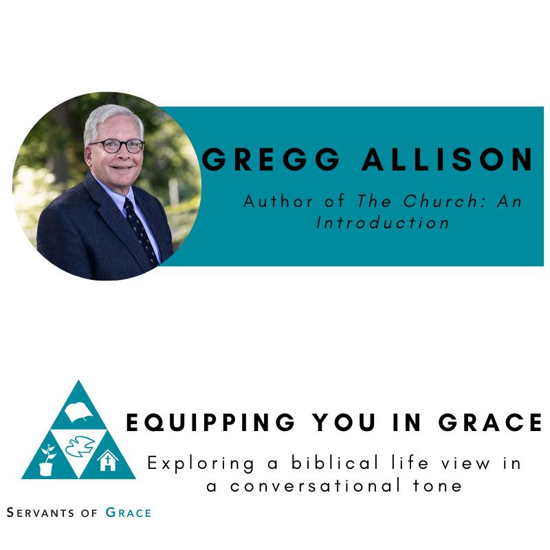 Gregg Allison- The Church: An Introduction