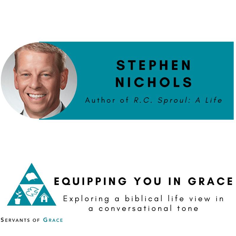 Stephen Nichols- R. C. Sproul: A Life