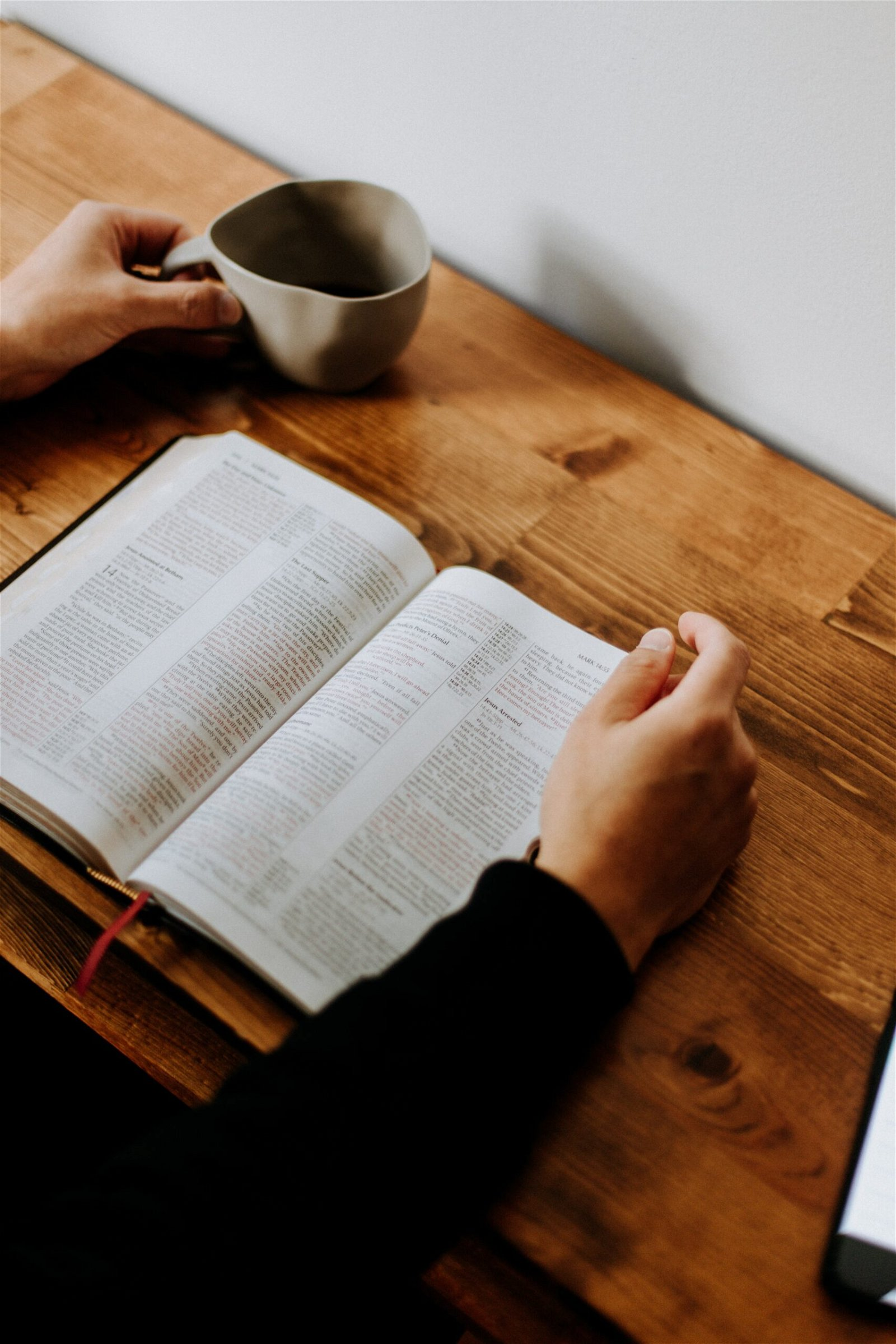 Of Biblical Proportions: Habits of Thought We Need in Troubled Times