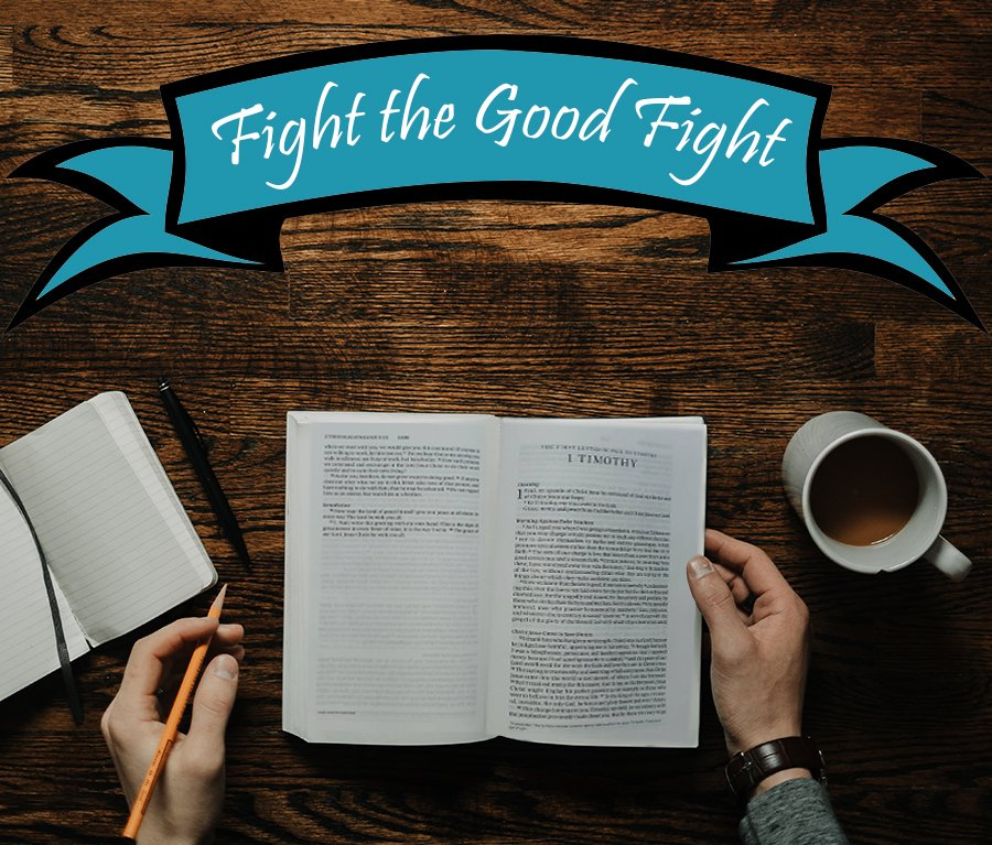 Fight the Good Fight 1