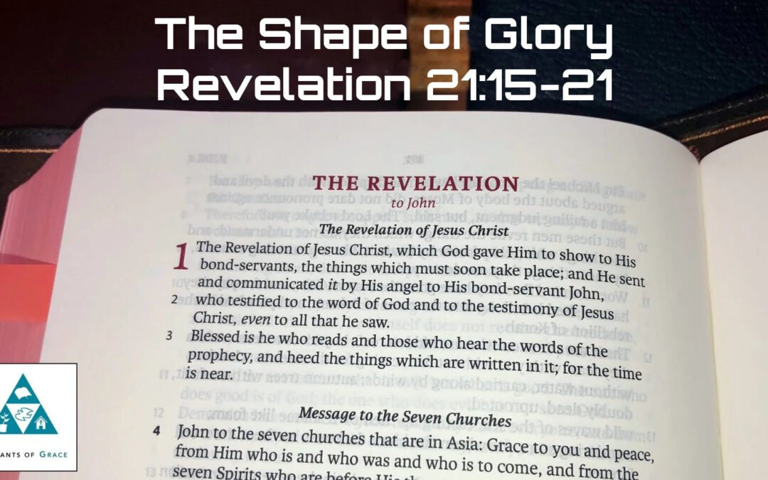 The Shape of Glory