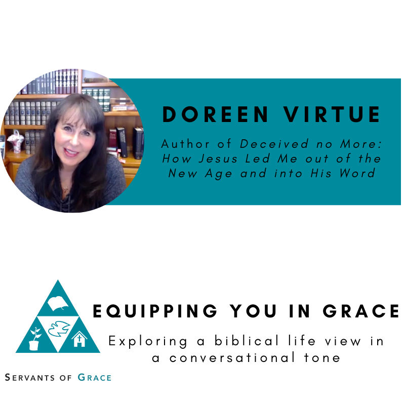 Doreen Virtue– From New Age to the Biblical Jesus