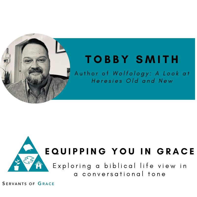Tobby Smith- Wolfology: A Look at Heresies Old and New 1