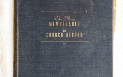 Six Reasons to be a Member of a Local Church