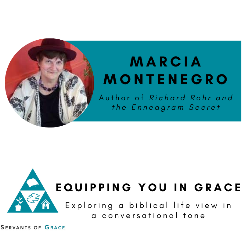 Marcia Montenegro- How Christians Should Speak to the Dangers of the Enneagram