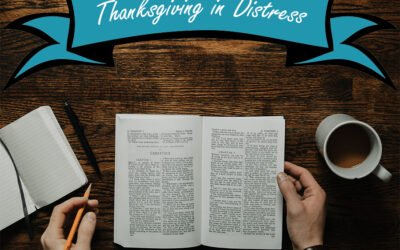 Thanksgiving in Distress