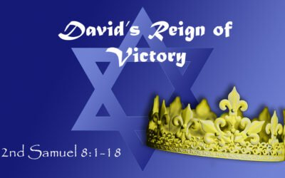 David's Reign of Victory